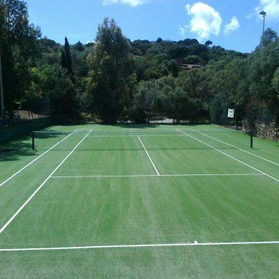 campo tennis - Residence Cala Capra Loc. Palau OT